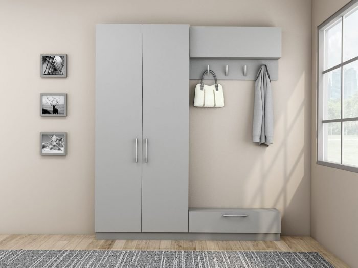https://www.inspiredelements.co.uk/wp-content/uploads/2021/07/Hallway-unit-with-Storage-and-hangers-finished-in-Slver-Grey-1-700x524.jpg
