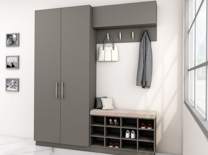 https://www.inspiredelements.co.uk/wp-content/uploads/2021/07/Hallway-unit-with-Storage-hangings-with-cushion-seating-finished-in-Onyx-Grey-1-700x524.jpg