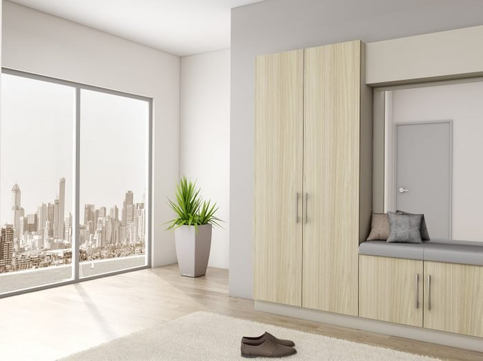 https://www.inspiredelements.co.uk/wp-content/uploads/2021/07/Hallway-unit-with-storage-and-cushion-seating-in-African-Walnut-and-light-grey-finish-with-a-mirror-700x524.jpg
