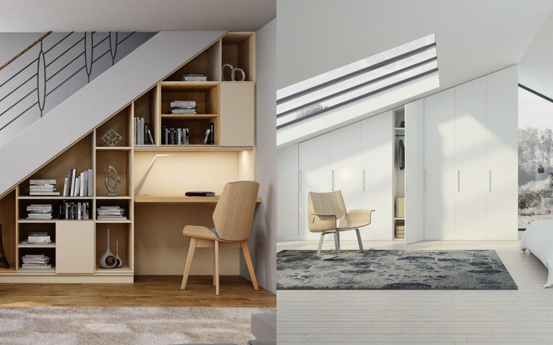 Loft Wardrobes Vs Under Stairs Wardrobes | Take Your Pick!