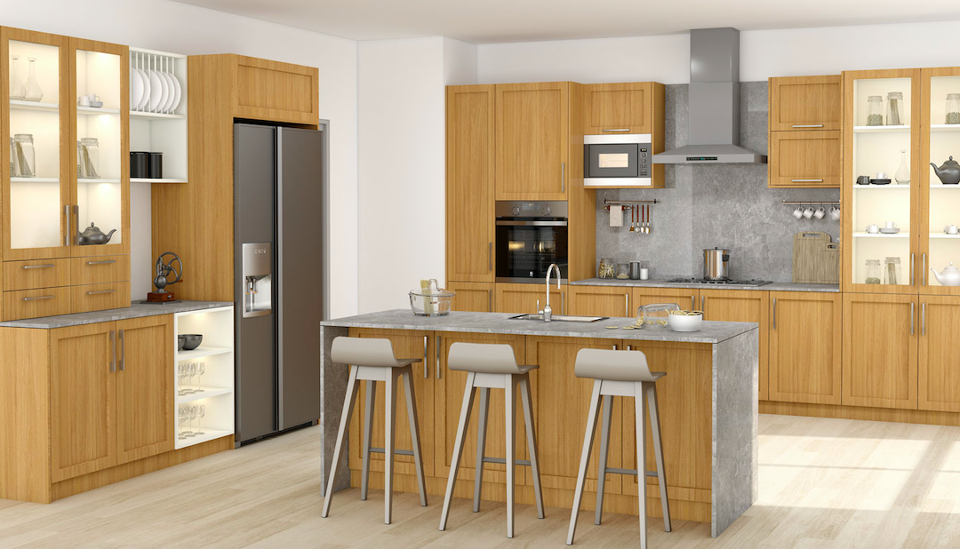 Bespoke Fitted Kitchens Shapes To Look Out For in 2021