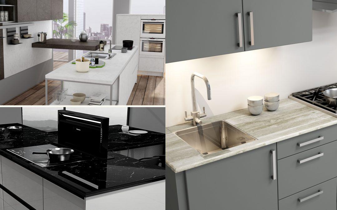 Guide To Choosing Your Bespoke Kitchen Worktops