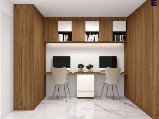 Wooden Wardrobes & Study Furniture